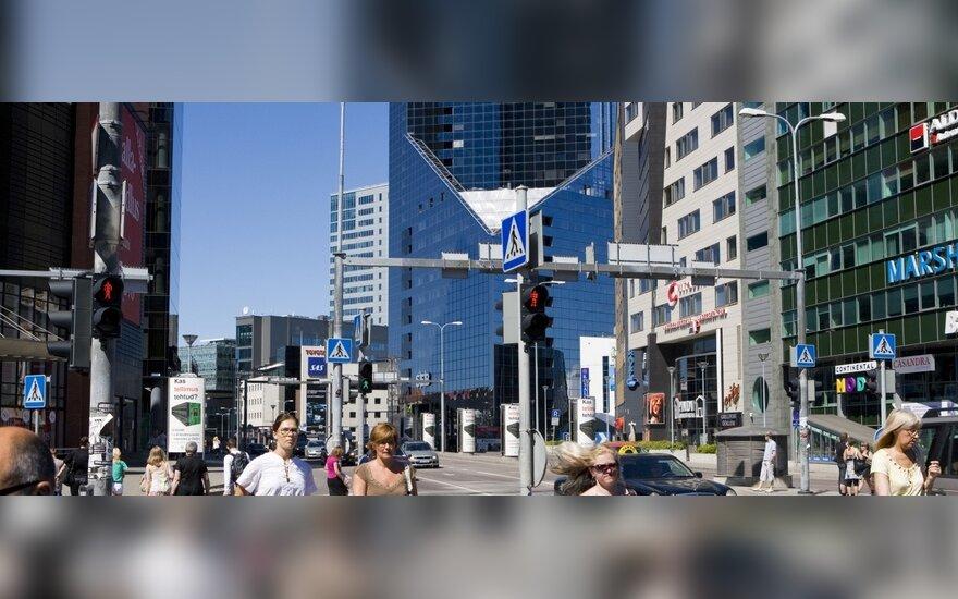 Estijos ekonomika augo 8 proc.