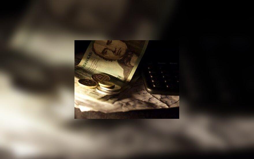 Verslas, litai, pinigai