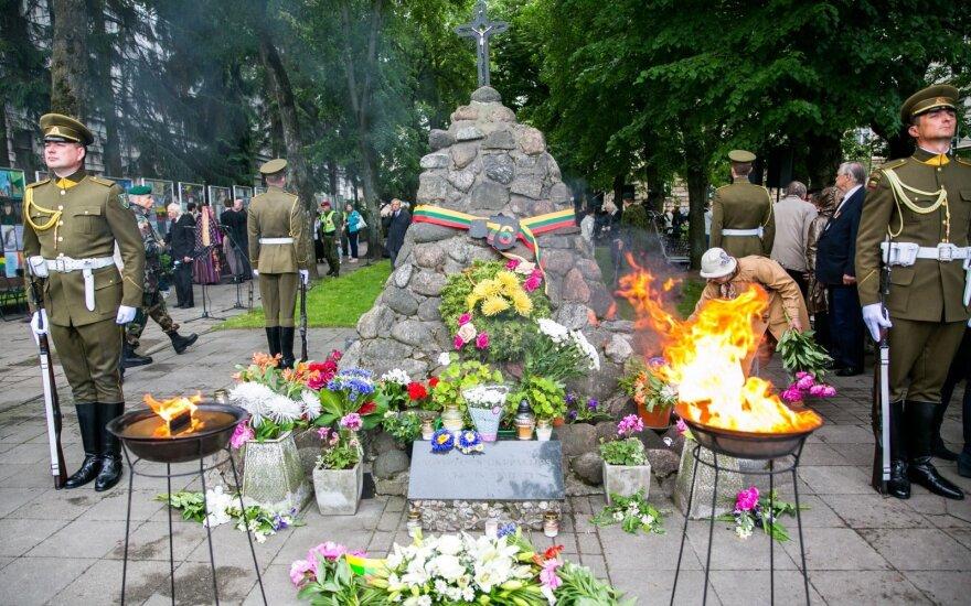 Lietuvoje skelbiama Visuotinė tylos minutė