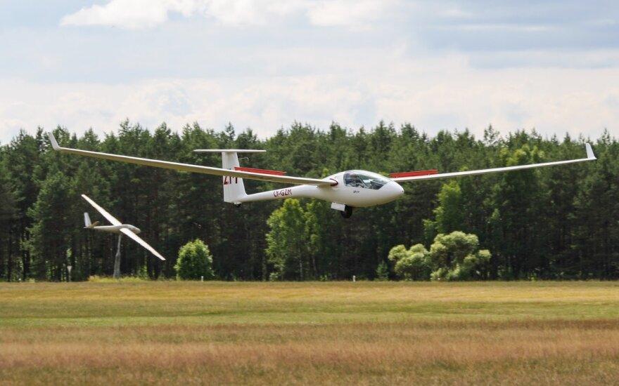 Elektromobiliams iššūkį mes sklandytuvas