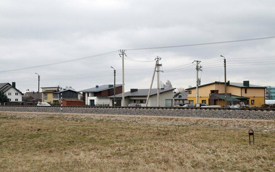 Neveronių gyventojai šokiruoti – ruošiamas gigantiškas geležinkelio projektas