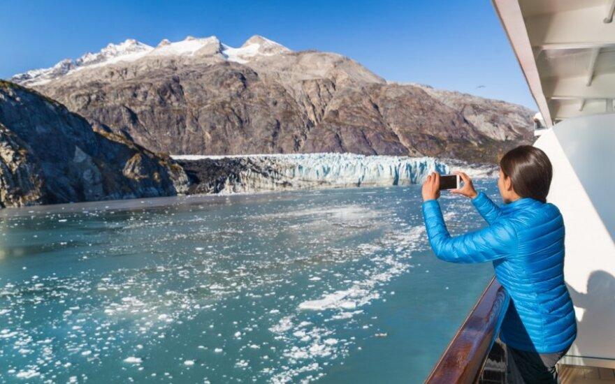 Lietuvės įspūdžiai Aliaskoje: tūkstantis ledynų, laukiniai gyvūnai ir drebanti žemė