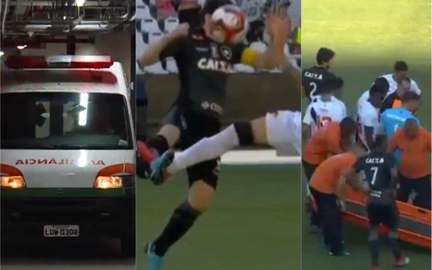 Incidentas Brazilijoje