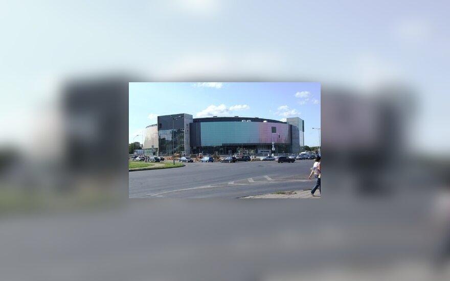 Panevėžio sporto arena
