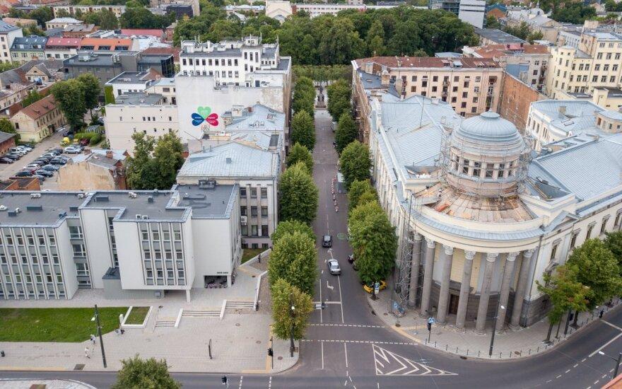 Kauno centre tęsiamas atnaujinimas: startuoja remonto darbai dar vienoje gatvėje