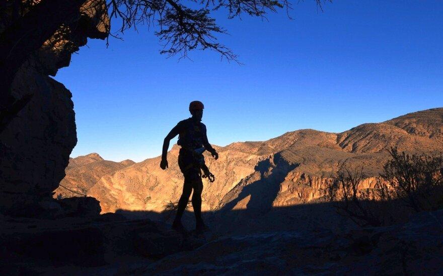 Grinius įspūdingai triumfavo kalnų bėgime Korfu saloje