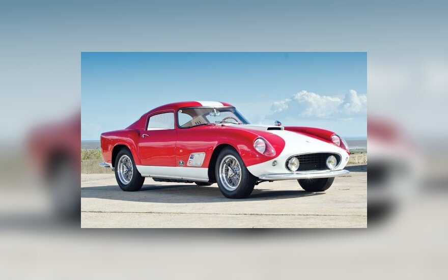Ferrari 250 GT LWB 'Tour de France' Berlinetta