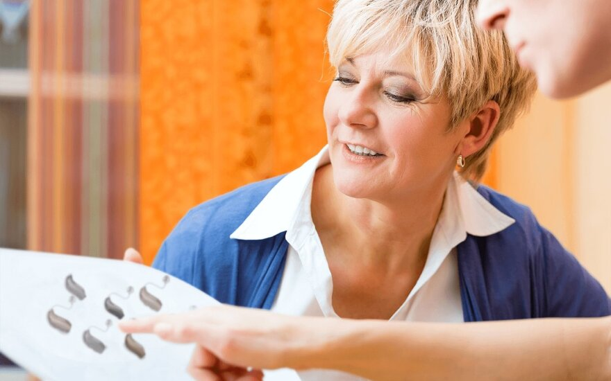 Taupyti savo sveikatos sąskaita nereikia: klausos gerinimui skiriama kompensacija