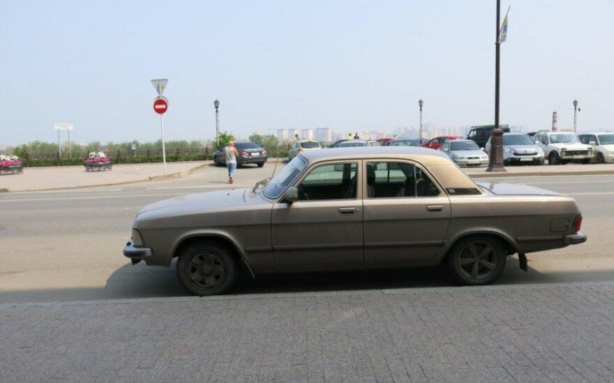 Sibiro automobiliai