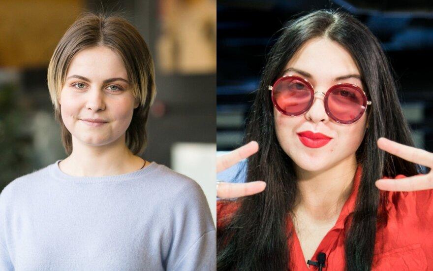 Ieva Krivickaitė, dainininkė Migloko