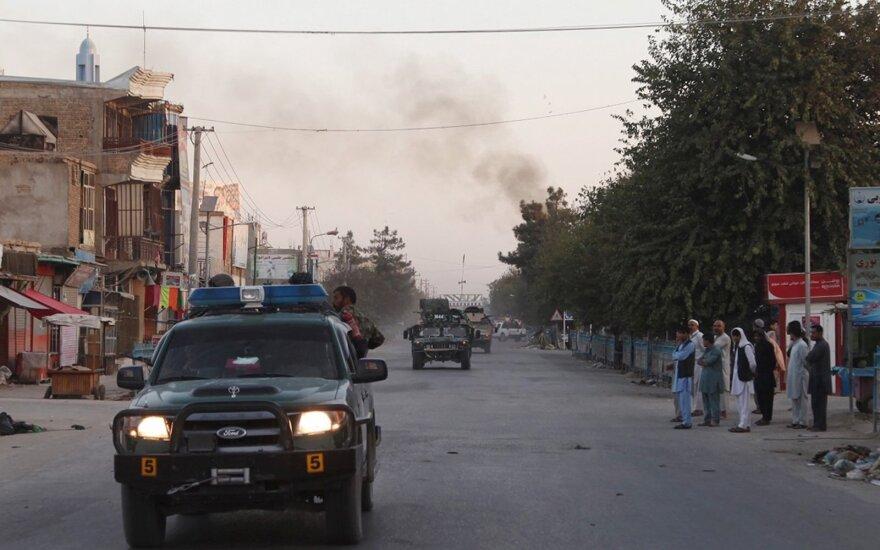 Afganistane per antskrydį žuvo 10 vaikų ir dvi moterys
