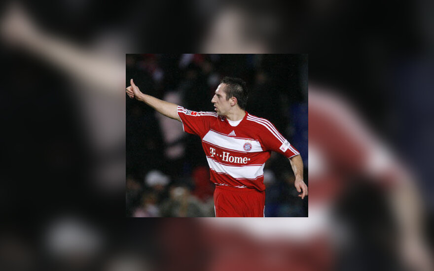"Franck Ribery (""Bayern"")"