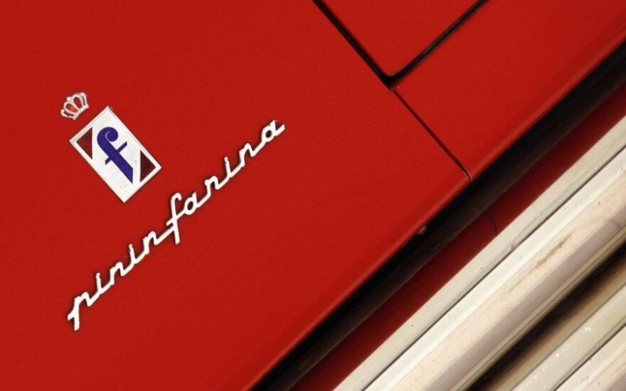 Sergio Pininfarina logotipas