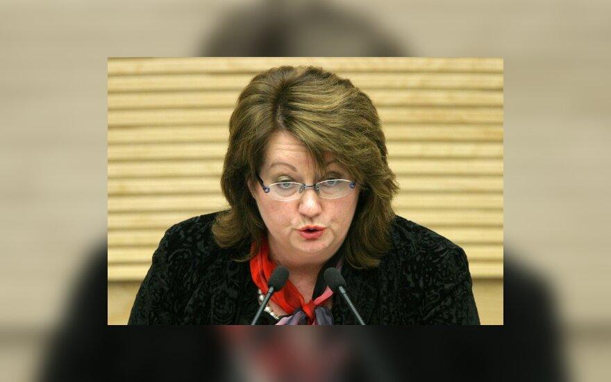V.Blinkevičiūtė: EP siūlo griežtinti bausmes už seksualinę prievartą prieš vaikus, bus kriminalizuojama daugiau veikų