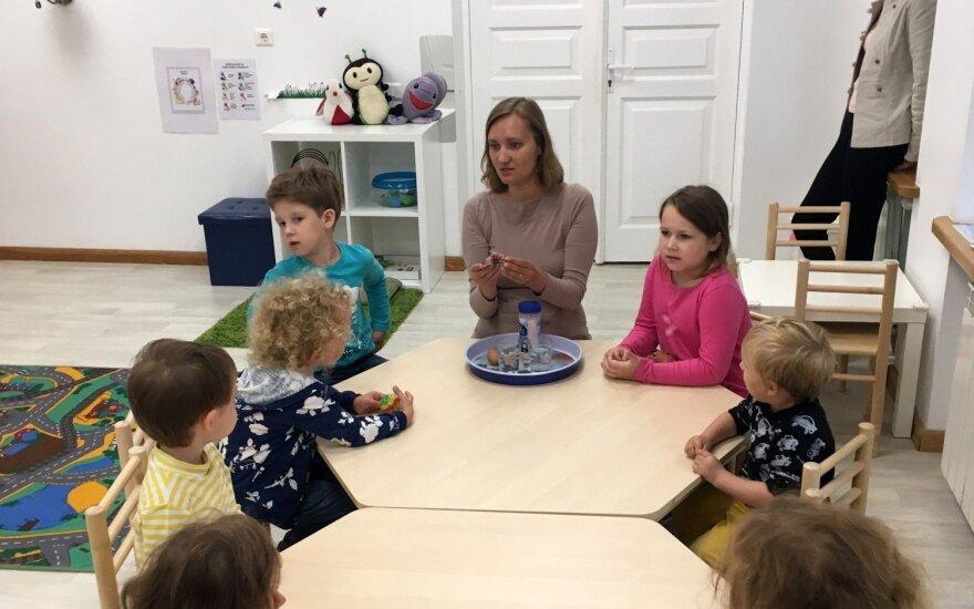 Gintarės Visockės vaikų darželis-pradinė mokykla