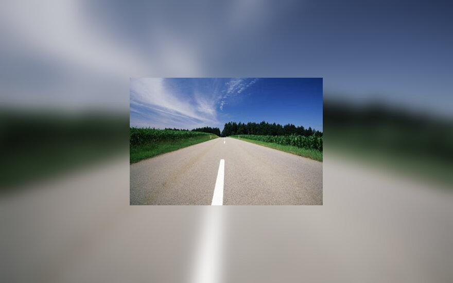 kelias, važiuoti