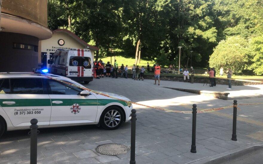 Po funikulieriaus nelaimės Kaune pradėtas ikiteisminis tyrimas