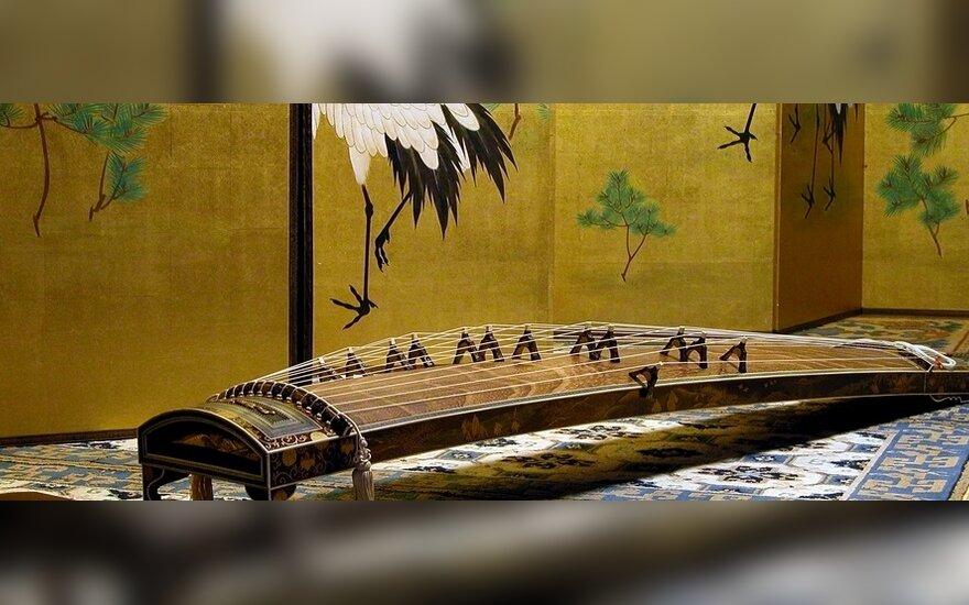 Japoniškos Koto kanklės