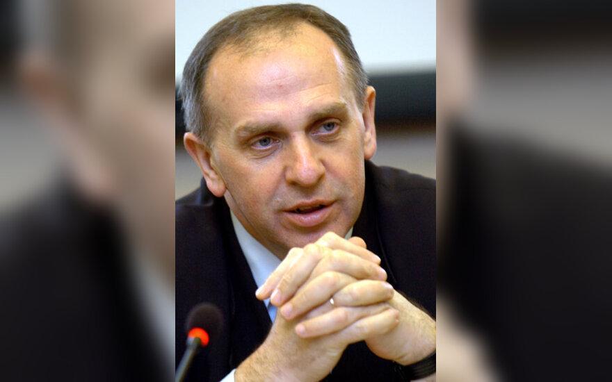 Švietimo ir mokslo ministras Remigijus Motuzas