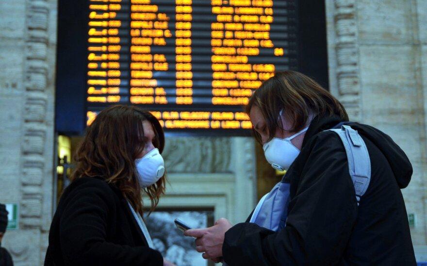 Lithuania declares nationwide emergency due to coronavirus threat