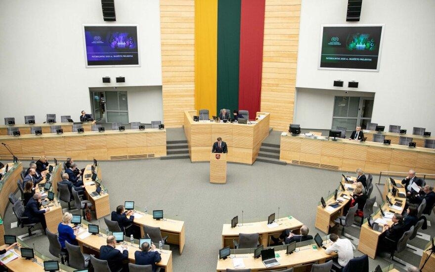 Biudžeto priėmimas parodė tikrąjį opozicijos veidą: gaila, kad šie parlamentarai pamiršo pareigą rinkėjams