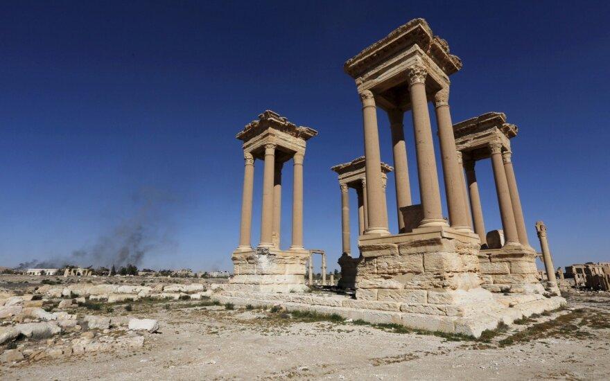 Naujas Sirijos taikos derybų ratas prasidės kovo 23 dieną