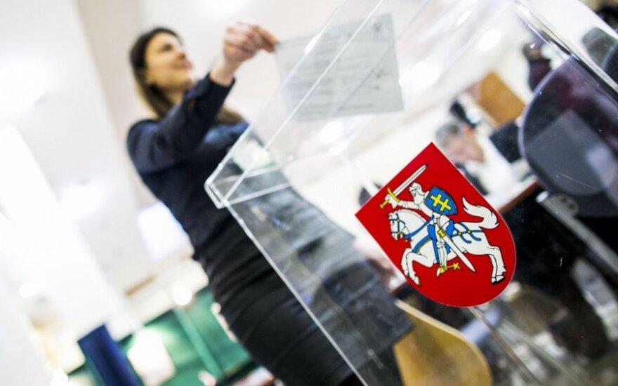 Norintieji kandidatuoti Marijampolės mero rinkimuose turi pateikti parašus