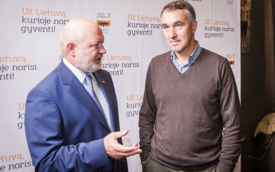 Eugenijus Gentvilas, Petras Auštrevičius