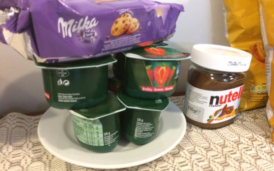 Pasiūlyta, kaip atskirti prastesnės kokybės maisto produktus