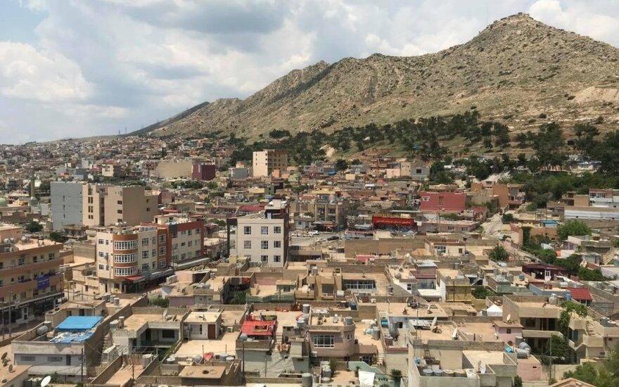 Dohukas, Kurdistanas, Irakas