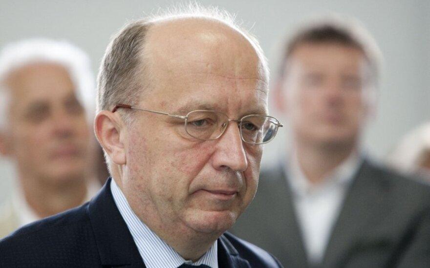 Andrius Kubilius, 2011 m. birželio 7 d.