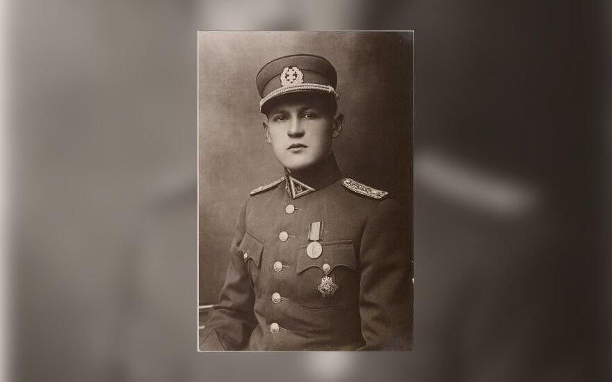 Lietuvos vadovu tapo ir partizanų vadas J.Žemaitis