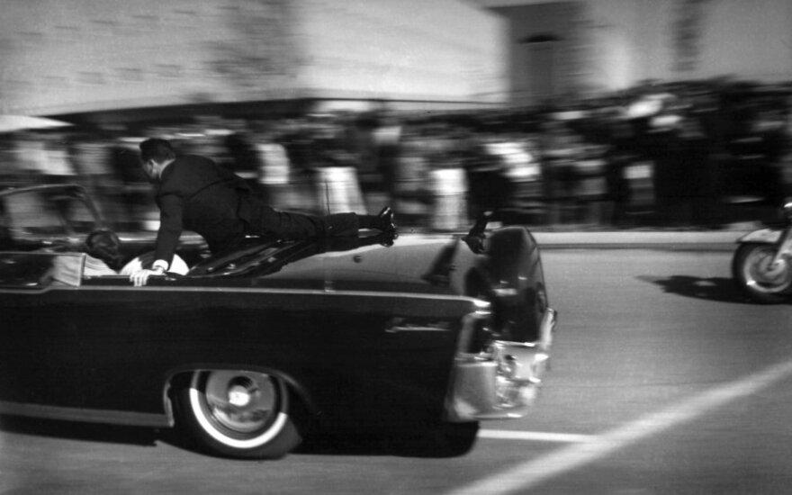 Johno F. Kennedy nužudymas