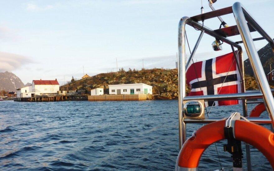 Norvegija moka už principus