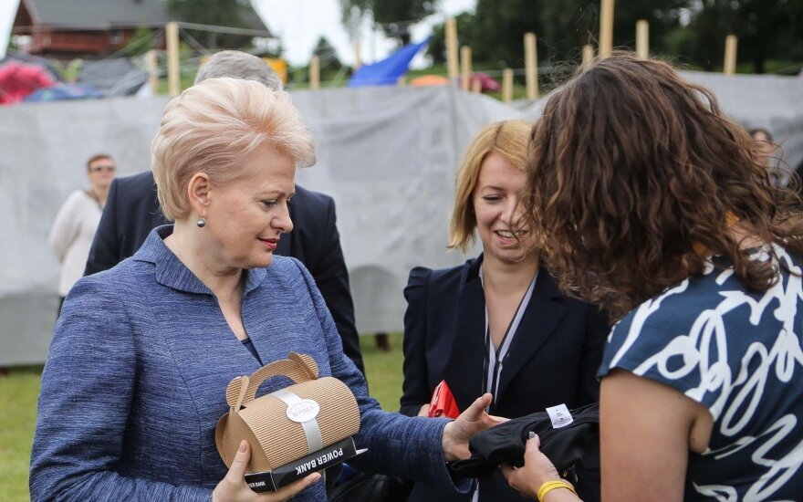 PLJS – festivalis, kuriame sutiksi ir studentą, ir prezidentą