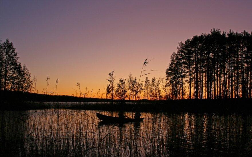 Naktinė žvejyba