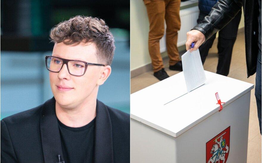 Martynas Levickis, rinkimai