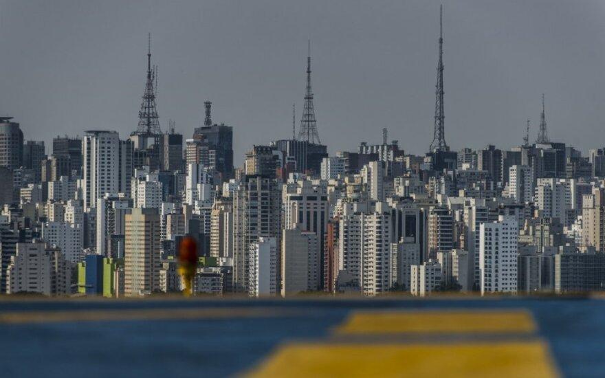 Brazilijoje per korupcijos tyrimą atlikta krata ministro namuose