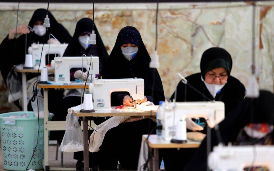 Pasaulyje siaučia koronaviruso pandemija