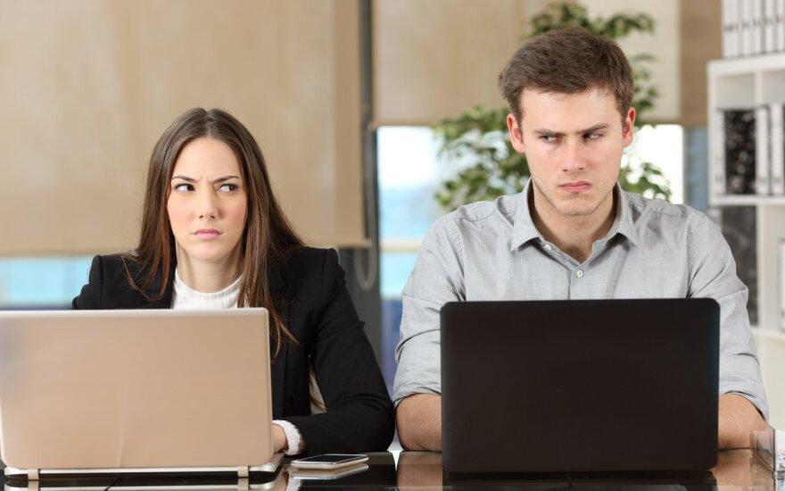 Ekspertė pataria: kaip elgtis, susipykus su bendradarbiais