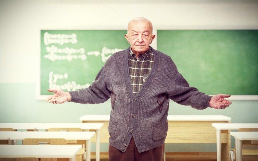 Mokytojų apklausa pasiuntė neramius signalus apie jų padėtį