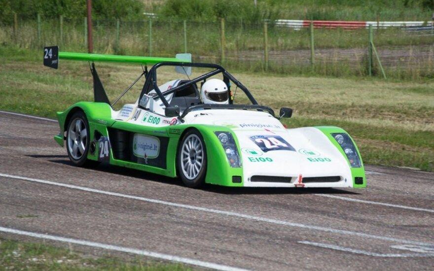 """""""Spire GT-R"""" automobilis (T. Padgursko nuotr.)"""