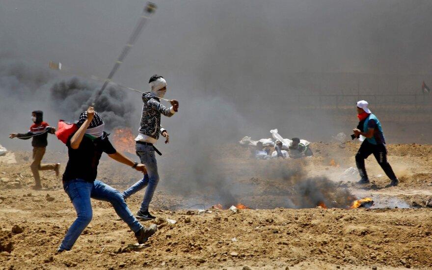 Krizė gilėja: Turkija liepė Izraelio konsului palikti šalį