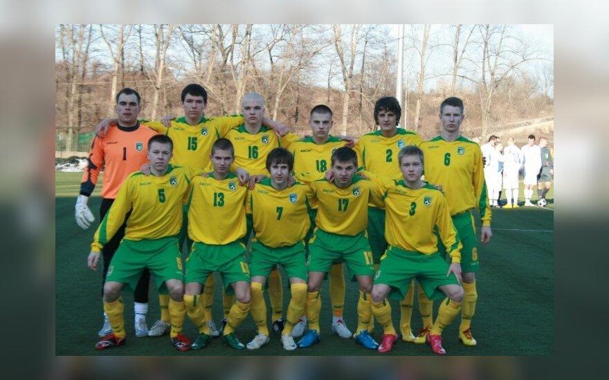 Lietuvos jaunimo (U-19) futbolo rinktinė