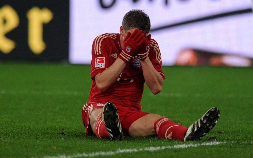 """Bastianas Schweinsteigeris (""""Bayern"""")"""