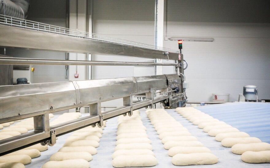 Vilniuje duris atvėrė nauja duonos kepykla