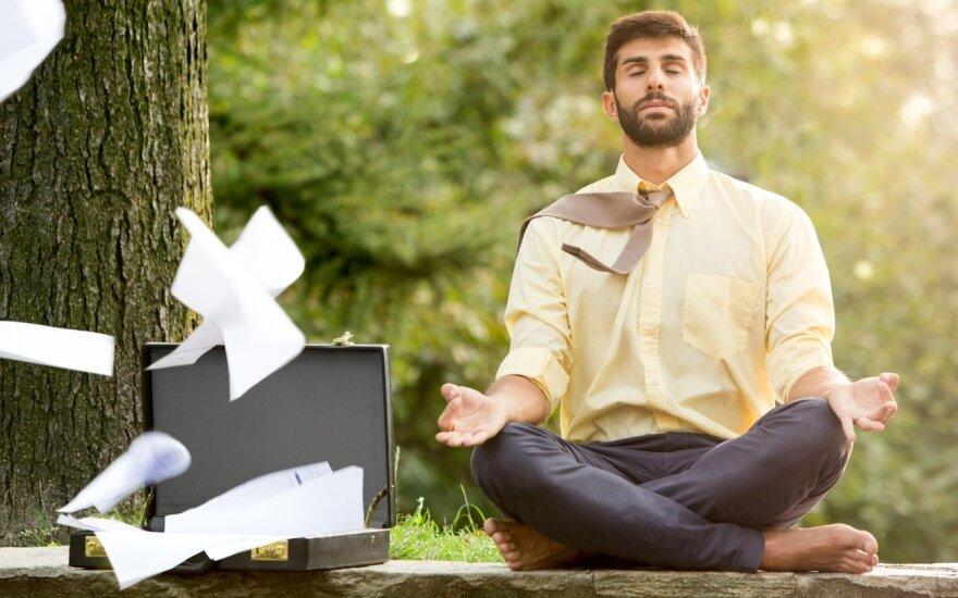 3 verslininko patarimai, norintiems rasti harmoniją tarp darbo ir laisvalaikio: sėkmingai vadovaujasi ir pats