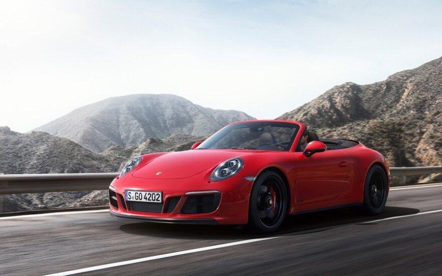 """Porsche 911 Carrera GTS Cabrio"""