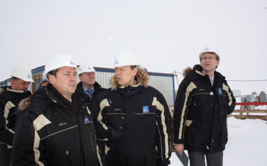 A.Zuokas: jei Lietuva įsipareigos įsileisti elektrą iš Kaliningrado AE, Baltarusija atominės nestatys
