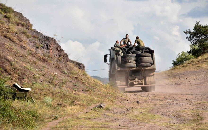 Armėnijos pajėgos